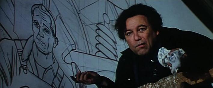 El hombre en la encrucijada exarchia for Diego rivera lenin mural